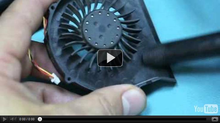 Как самому почистить кулер от пыли в ноутбуке - Paket-nn.ru