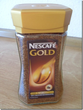 2011 Nescafe Gold