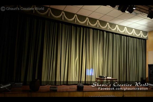 PACC auditorium