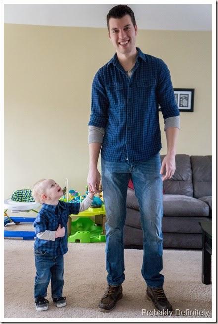 Everett & Dustin
