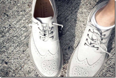 X Regal Standards - Wing Tip Leather Brogue - HKD 2199