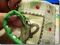 artemelza - xicara porta chá -92