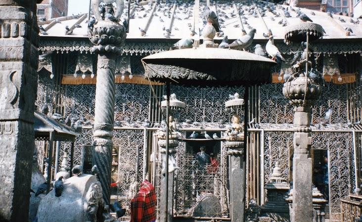 Imagini Nepal: templu Kathmandu.jpg