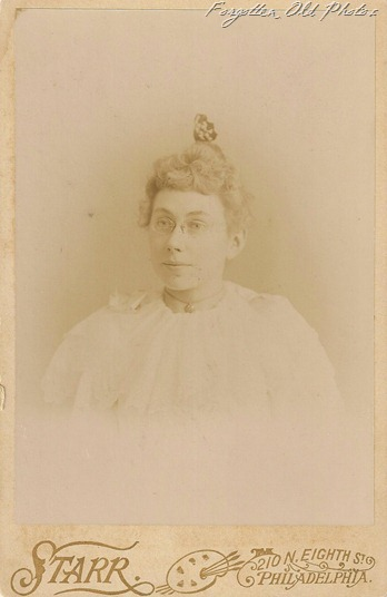Julia Daniels Cabinet Card Craig