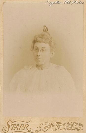 Julia Daniels Cabinet Card Craig