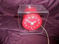 "Seth Thomas ""Suspense"" clock"