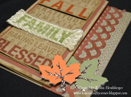 Sept 2013 SOTM_Poster Tidings_autumn card_close up jute ribbon