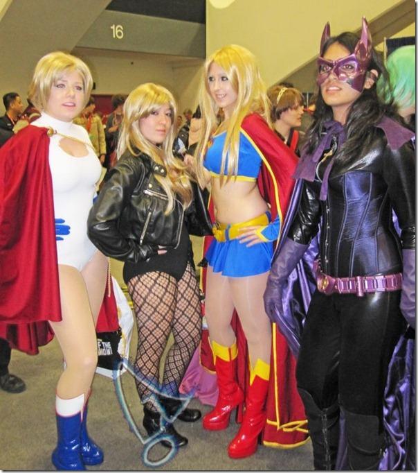 Belas garotas de cosplay na Comic Con 2011 (4)