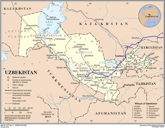 Uzbekistan_map2