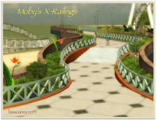 Moby's X-Railings (Moby) lassoares-rct3