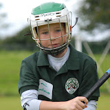 2/7/2012 ECHO SPORT - Sean Andrews in action at Camp Ciaran GAA Camp at the Shamrocks GAA Club (Pic Howard Crowdy)