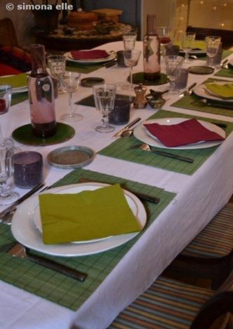 tavolo pranzo - simona elle
