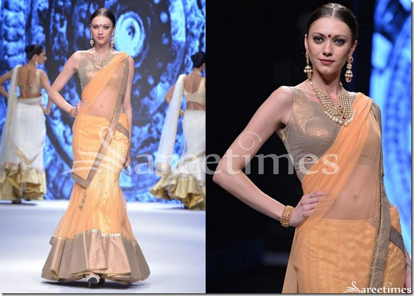 Day_2_IIJW_Orange_Half_Saree