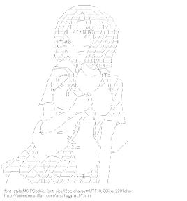 [AA]Mikazuki Yozora (Boku wa Tomodachi ga Sukunai)