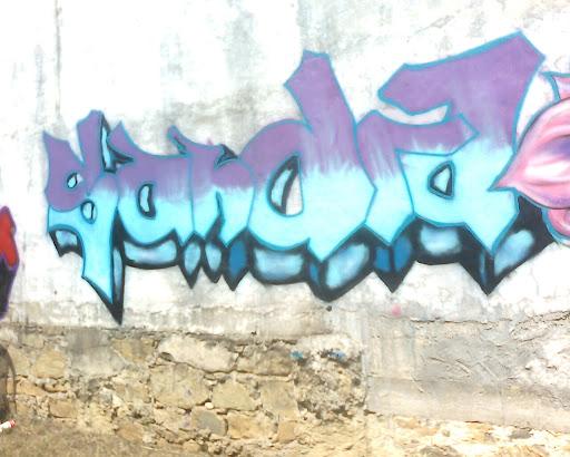 Graffitis con el nombre de sandra - Imagui
