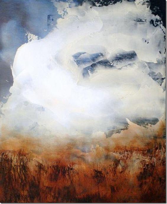de nubes V-Pasku