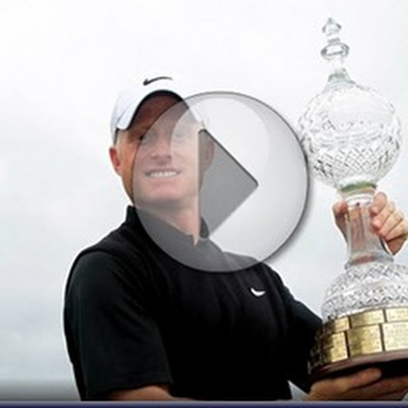 2011 Irish Open Final Round Highlights – European Tour