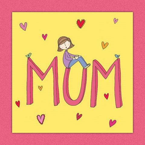 Diseños del Día de la Madre