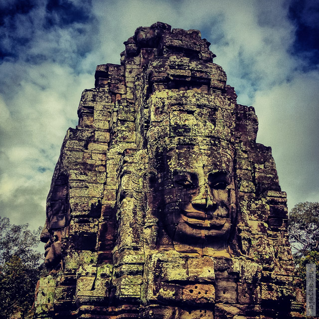 2. Ангкор Том, Angkor Tom