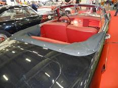 2014.09.27-005 intérieur Facel Vega FV1 cabriolet 1955