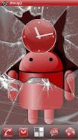 Screenshot of Red Glass CM7 Theme Chooser