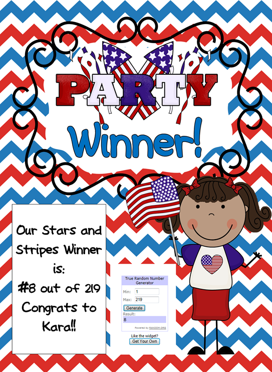 stars and stripes winner