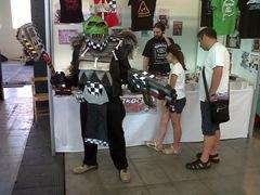Cosplay en el Expotaku BCN 2011