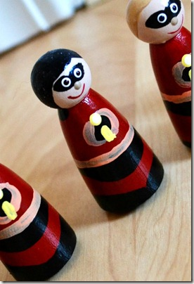 incredibles peg people 3