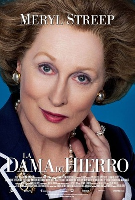 Poster La dama de hierro