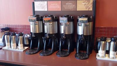 Panera Breadのコーヒーサーバー