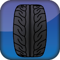 Wheel Tire Calc with camber icon