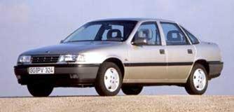 Opel Vectra 4 p 1988
