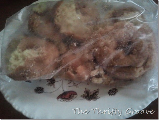 Donut Pudding Recipe @ The Thrifty Groove