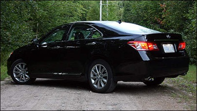 2011 lexus es 350 review auto trend. Black Bedroom Furniture Sets. Home Design Ideas