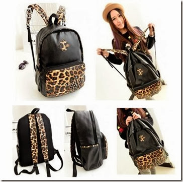 ID 0767 RANSEL (184.000) - PU Leather, 30 x 42 x 15