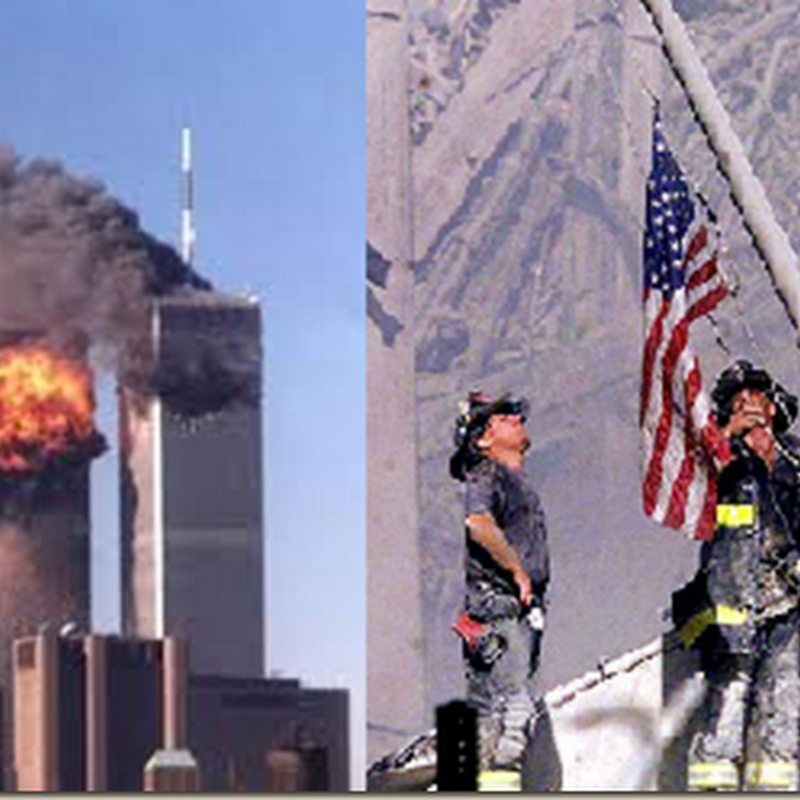 911 – We Will Never Forget!
