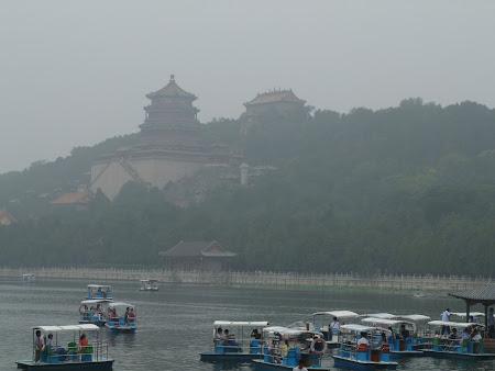Obiective turistice Beijing: Palatul de Vara imperial