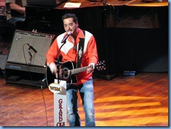 9723 Nashville, Tennessee - Grand Ole Opry radio show - Matt Kennon