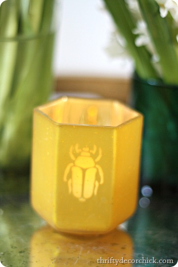 bug votive