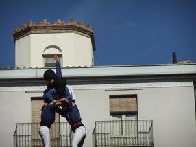 Castell en Gerona