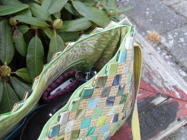 Grøn taske