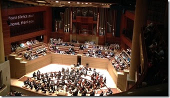 Morton H Meyerson Symphony Hall Dallas