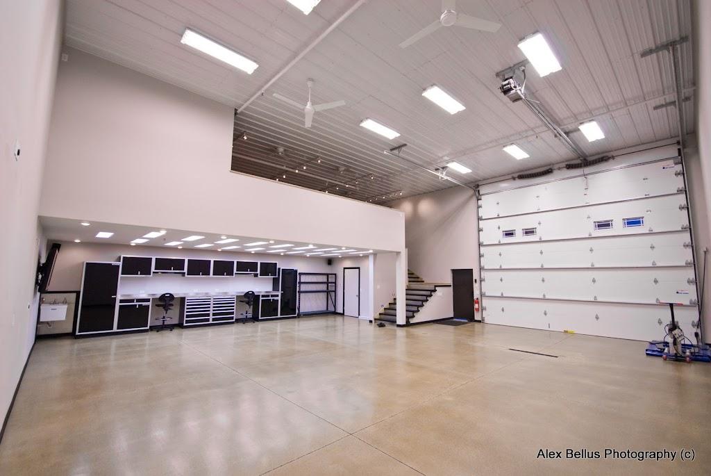Amazing Car Garage