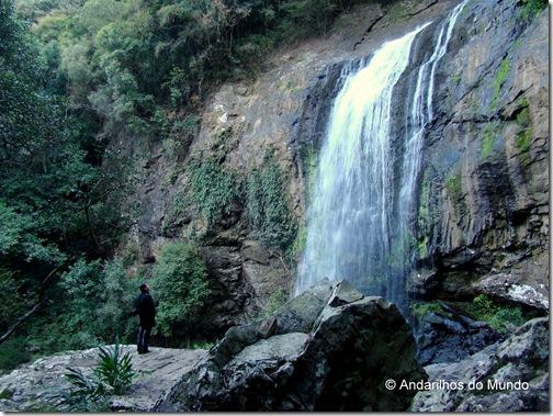 Cachoeira da Usina Parque Sperry Gramado