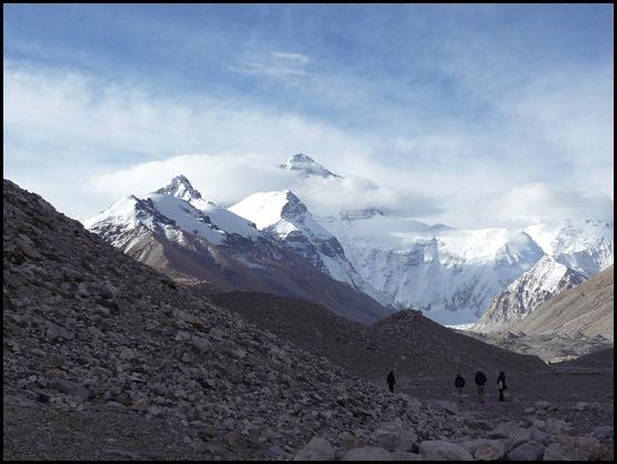 76. Cara norte del Everest, Tíbet - Viaje a Tibet