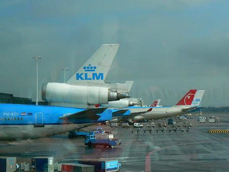 Aeroportul Amsterdam Schiphol