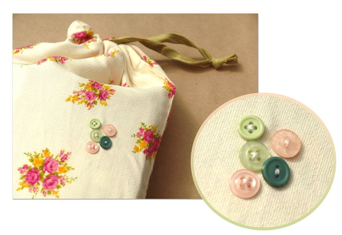 fabric scrap bag with button detail_01