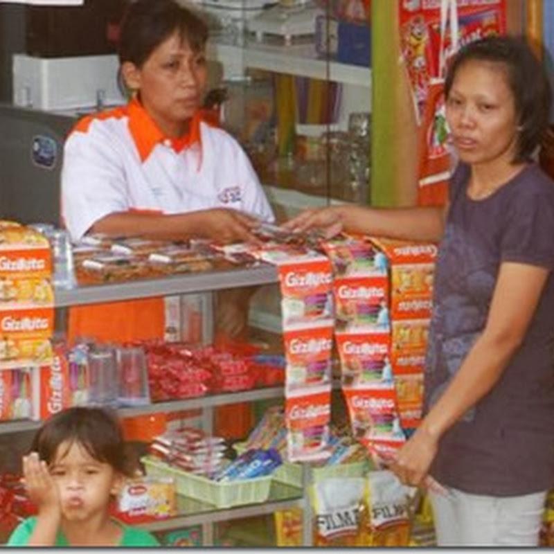 Percakapan Ibu & Anak di Warung
