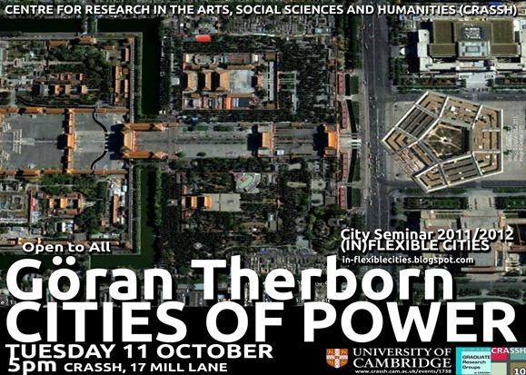 city seminar therborn poster a41