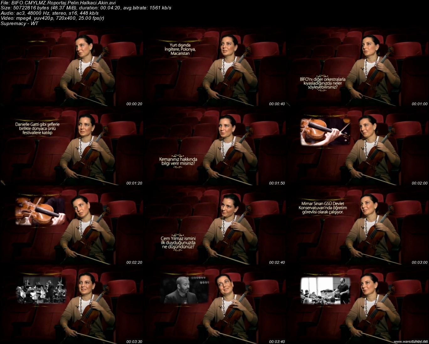 Bifo: Cem Yılmaz - 2011 DVDRip XviD DD5.1 AC3 + Bonus indir